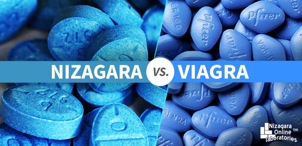 nizagara vs viagra