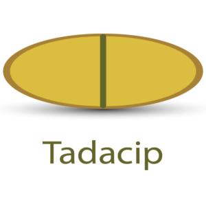 Tadacip 20mg - Dosage & Price